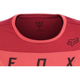 Fox Ranger Dr 3/4 Sleeve Jersey Damen cardinal